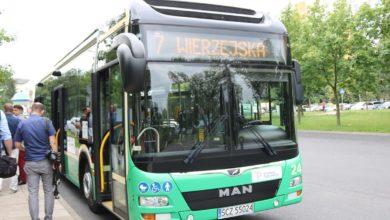 Photo of Piotrkowski MZK testuje autobus hybrydowy – ZDJĘCIA,FILM