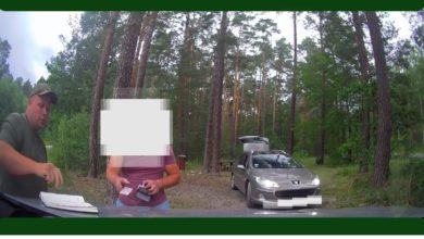 Photo of Leśny śmieciarz złapany na gorącym uczynku! – zobacz film