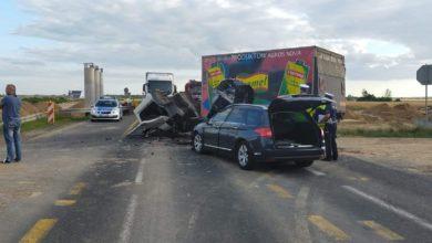 Photo of Wypadek na DK1. Poszkodowana kobieta w ciąży