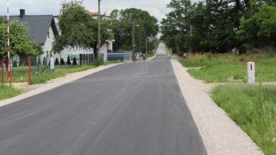 Photo of Koniec prac na drodze powiatowej Dziewuliny-Grabica