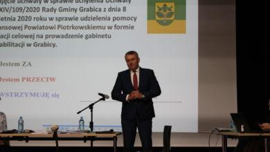 Photo of Grabica: Wójt Krzysztof Kuliński uzyskał absolutorium – jednogłośnie