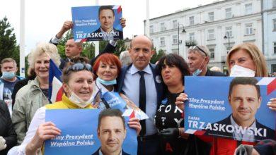 Photo of W środę w Piotrkowie gościł także Borys Budka