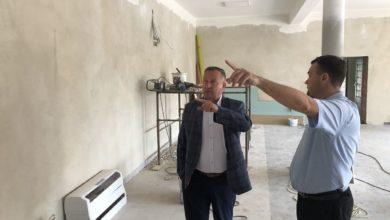 Photo of Wolbórz: Burmistrz sprawdził postęp prac przy budowie przedszkola i Domu Ludowego