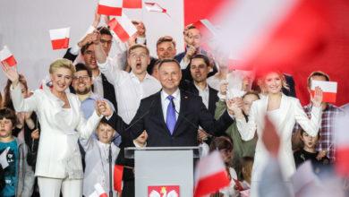 Photo of Piotrków i powiat wybrał Andrzeja Dudę