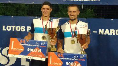 Photo of Kamil Majchrzak wygrał Mistrzostwa Polski w deblu – wideo