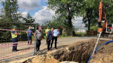 Photo of Nowa kanalizacja w gminie Wolbórz