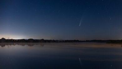 """Photo of Spotkali się na Bugaju by fotografować """"spadające gwiazdy"""""""