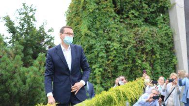 Photo of Premier Morawiecki odwiedził Piotrków – FILM, ZDJĘCIA