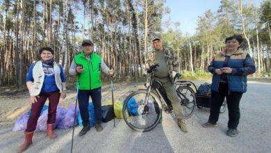 Photo of Sprzątają wolborskie lasy