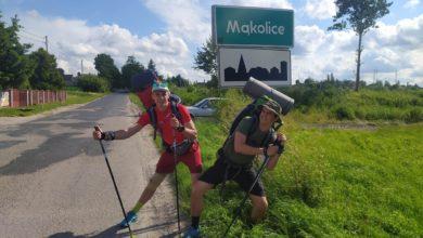 Photo of Dla niepełnosprawnej Laury piechotą z Tarnowskich Gór do Giżycka. Noclegi pod Piotrkowem: w Mąkolicach i Rękoraju