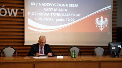 Photo of Nadzwyczajna sesja Rady Miasta