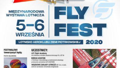 Photo of Niebawem FlyFest2020 – SPRAWDŹ PROGRAM!