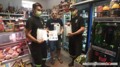 Photo of Strażacy z OSP Przygłów walczą z COVID-19