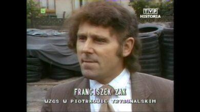 """Photo of Interwencja piotrkowskiego reportera """"Dziennika Telewizyjnego"""" podczas żniw z 1984 roku – archiwalny film"""