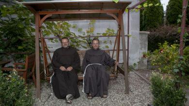 Photo of O.Gracjan już w Leżajsku, br. Cherubin w Kalwarii – posłuchaj ostatniego wywiadu jakiego udzielili w Piotrkowie – zdjęcia