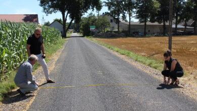 Photo of Kolejne inwestycje drogowe w gminie Grabica zostały ukończone
