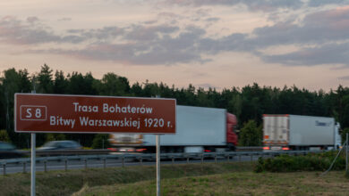 """Photo of S8 to teraz także """"Trasa Bohaterów Bitwy Warszawskiej 1920 r."""""""