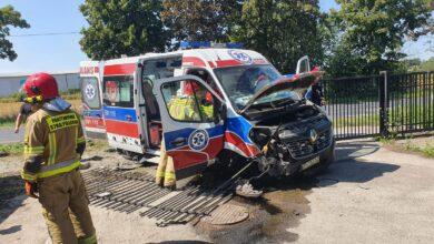 Photo of Wypadek karetki na Krakowskim Przedmieściu – AKTUALIZACJA
