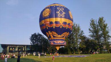 Photo of Balon nad Mediateką – posłuchaj, zobacz zdjęcia i film