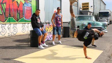 Photo of W 313 Garage powstał hip-hopowy teledysk. W rolach głównych Breja i Żółty – ZDJĘCIA, FILM