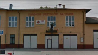 Photo of Ktoś próbuje okraść strażaków z Przygłowa?