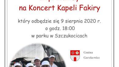 """Photo of """"Fakiry"""" zagrają w Szczukocicach"""