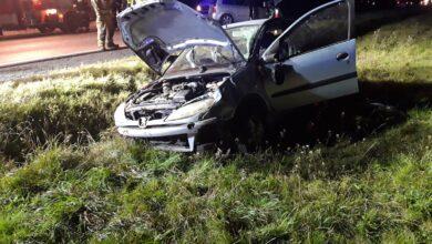 Photo of Wypadek w Rękoraju, ranne 4 osoby