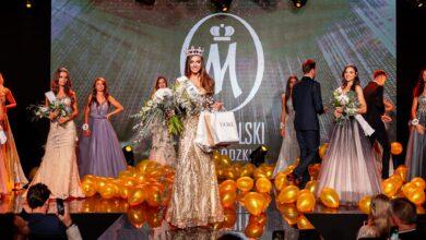 Photo of Dominika Wójcik z Moszczenicy zdobyła tytuł Miss Ziemi Łódzkiej 2020!