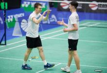 Photo of Dwa ćwierćfinały piotrkowskich badmintonistów