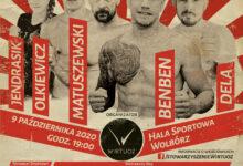 Photo of Październikowa gala MMA w Wolborzu