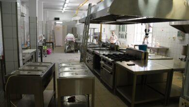 Photo of W SP2 dobiega koniec remontu kuchni i stołówki