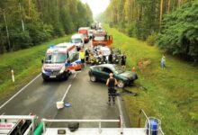 Photo of Wypadek między Włodzimierzowem a Łęcznem