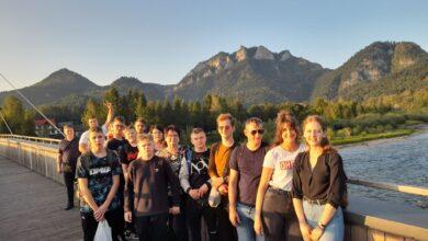 Photo of Uczniowie ZSP CKU z Szydłowa w Zakopanem (i nie tylko)