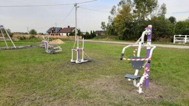 Photo of Gmina Rozprza: Budują siłownie i place zabaw