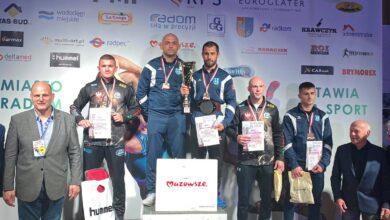 Photo of Siedem medali AKS w mistrzostwach Polski seniorów