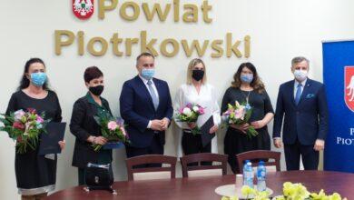 Photo of Władze powiatu doceniły pracę nauczycieli