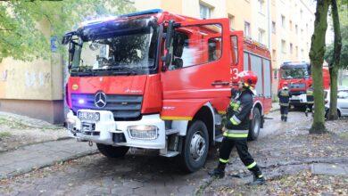 Photo of Pożar sadzy w kominie