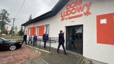 Photo of Dom Ludowy w Goleszach gotowy