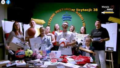 Photo of Licytacje live dla Marysi – dzielnej wojowniczki