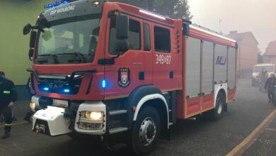 Photo of Strażacy z Wolborza mają nowy wóz bojowy