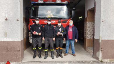 Photo of Strażacy z Przygłowa oddali krew dla Helenki
