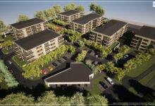 Photo of Nowe osiedle mieszkaniowe u zbiegu Kasztanowej i Energetyków w Piotrkowie