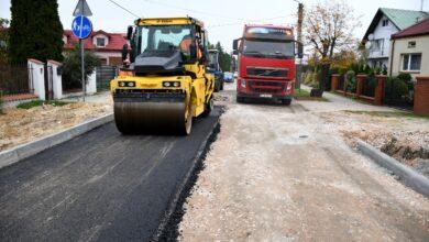 Photo of Zbliża się finał  remontu ulicy Zalesickiej