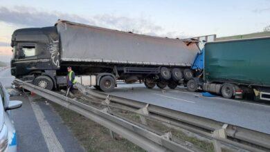 Photo of S8 w kierunku Katowic całkowicie zablokowana