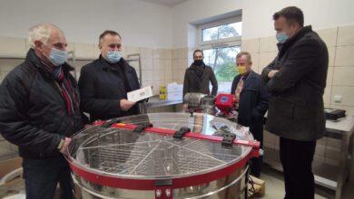 Photo of Inkubator pszczelarstwa w Wolborzu prawie gotowy