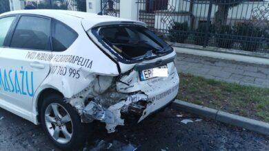 Photo of Kto rozbił zaparkowaną przy ulicy osobówkę?