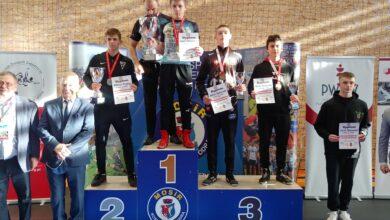 Photo of Cztery medale AKS w Mistrzostwach Polski Młodzików