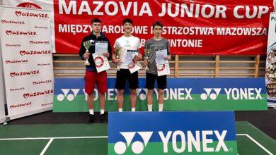Photo of Październikowe i listopadowe sukcesy Maksymiliana Danielaka