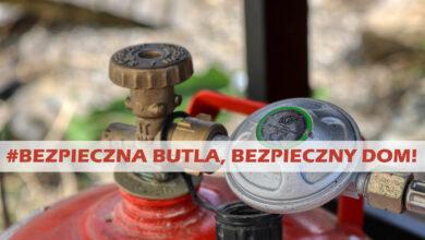 Photo of Bezpieczna butla, bezpieczny dom – kampania informacyjna OSP Przygłów