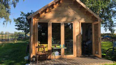 Photo of Drewniane domki ogrodowe – relaks i swoboda